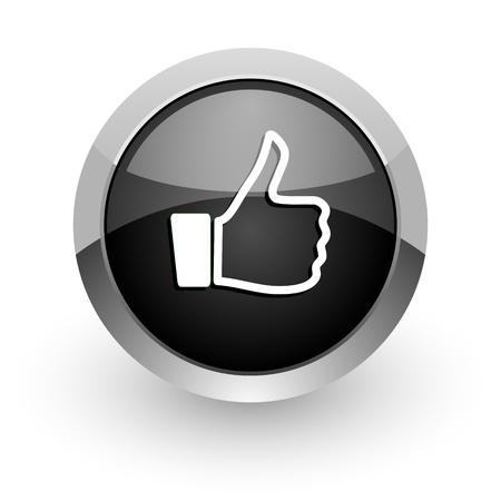 thumb up icon photo