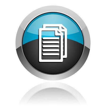 folder design: document icon
