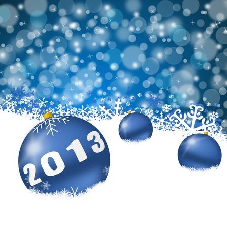 bonne: 2013 new year Stock Photo