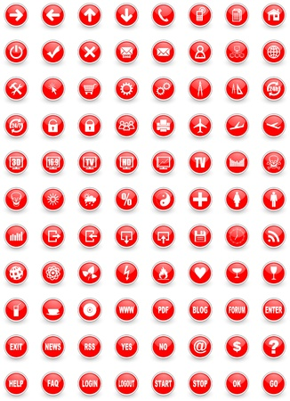 web icons collaction photo
