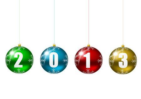 2013 new year Stock Photo - 14873483