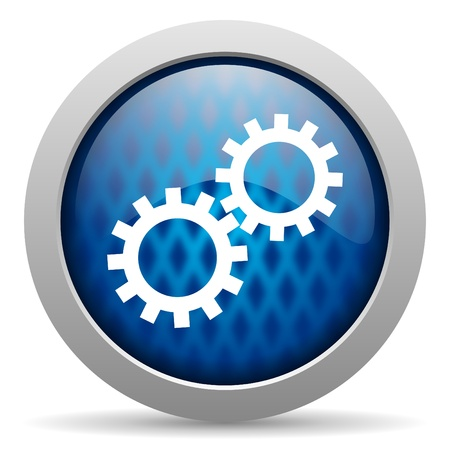 gears icon Stock Photo - 15308050