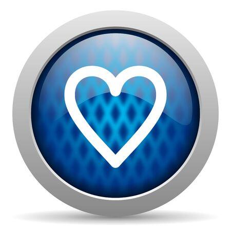heart icon Stock Photo - 15308370