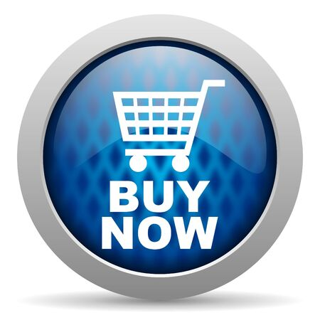 buy now icon Stock Photo - 15306851