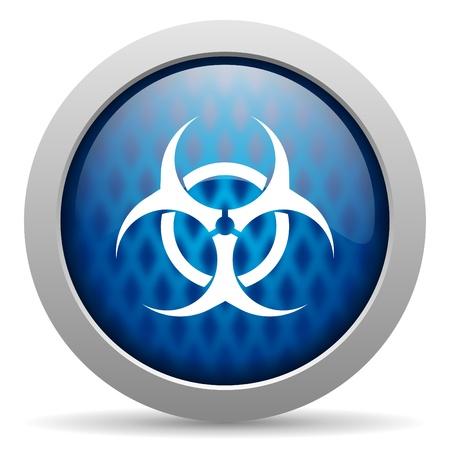 virus icon: virus icon Stock Photo