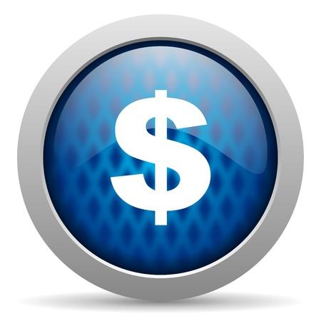 달러: 미국 달러 아이콘