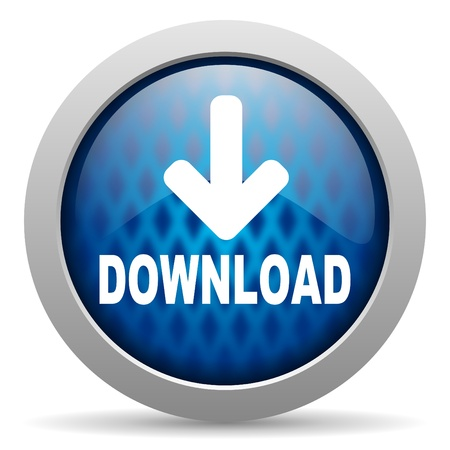 download icon Stock Photo - 15307864