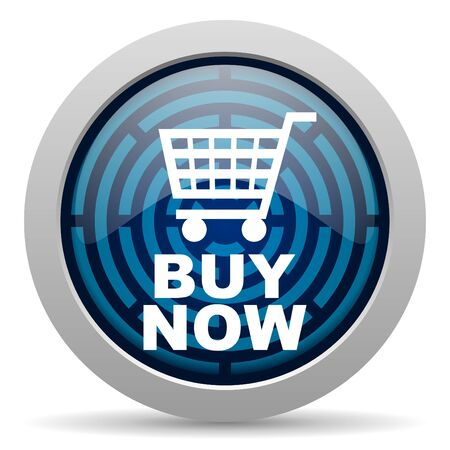 buy now icon Stock Photo - 15418042
