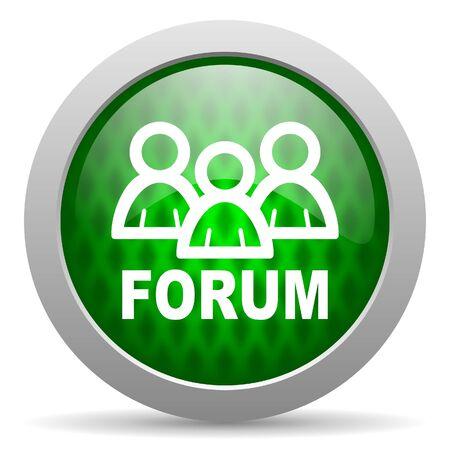 forum icon: forum icon
