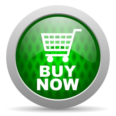 buy now icon Stock Photo - 15417642