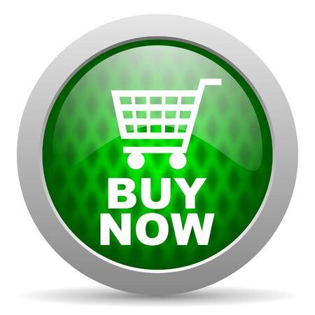buy now icon Stock Photo - 15417642