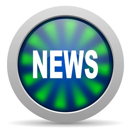 news icon Stock Photo - 15416613