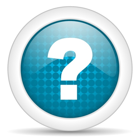 question mark icon photo