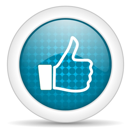 like icon: thumb up icon