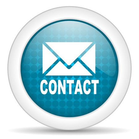 3d contact us: contact icon