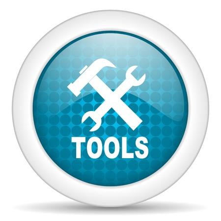 round glasses: tools icon