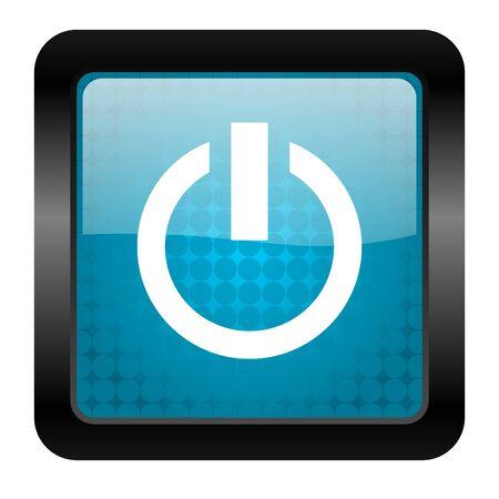 power icon Stock Photo - 15461978