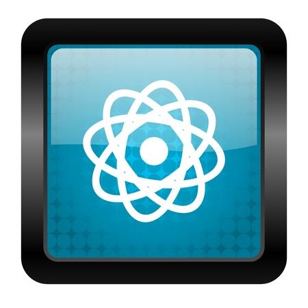 atom icon Stock Photo - 15462639