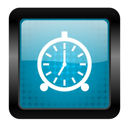 alarm clock icon photo