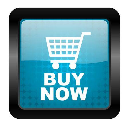 buy now icon Stock Photo - 15462635