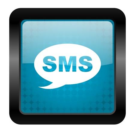 sms icon Stock Photo - 15816938