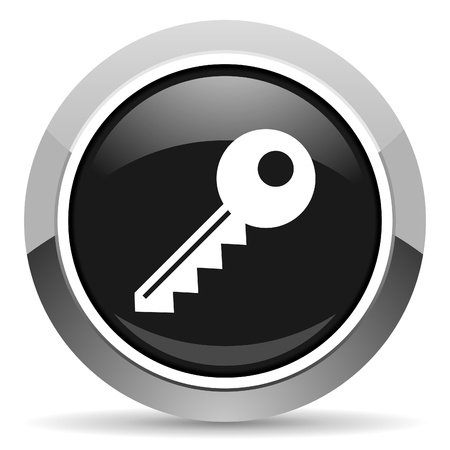 key icon Stock Photo - 15816009