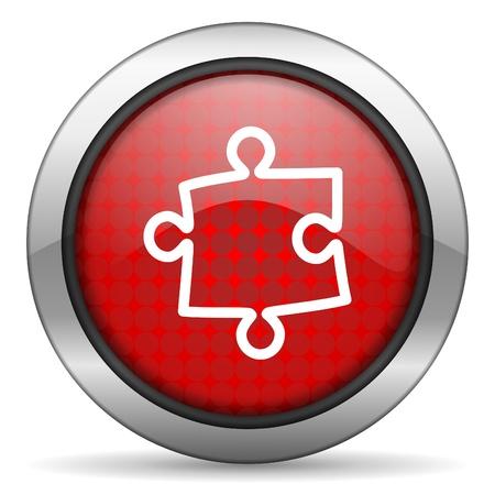 Кнопки: значок головоломки