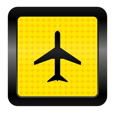 airplane icon photo