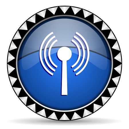 wifi icono Foto de archivo - 15926603