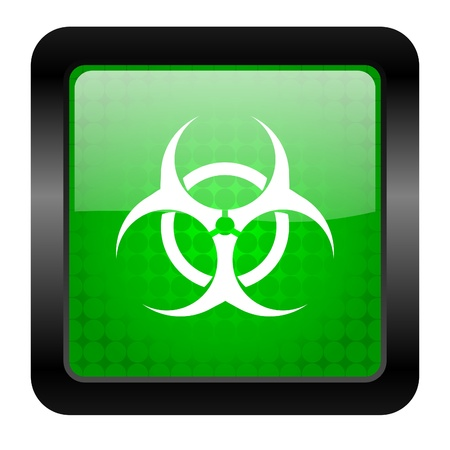 virus icon Stock Photo - 15951369