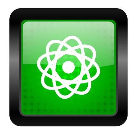 atom icon Stock Photo - 15951367