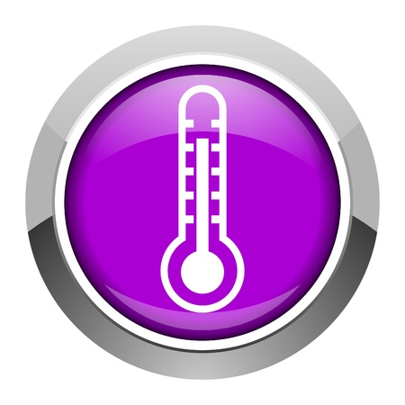 thermometer icon  photo