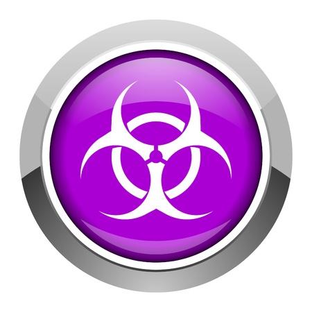 virus icon Stock Photo - 15951357