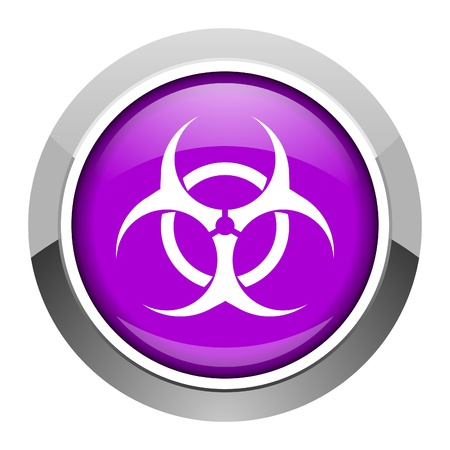 virus icon Stock Photo - 15951357
