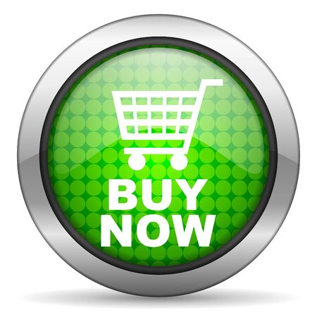 buy now icon Stock Photo - 16148339