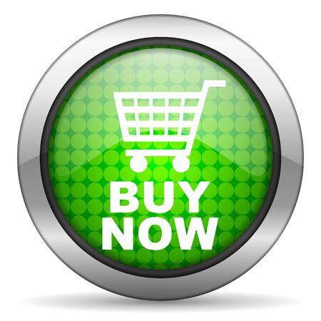 buy now icon Stock Photo - 16148339