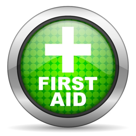 navigation aid: first aid icon