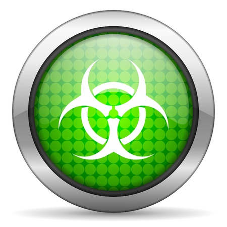 virus icon Stock Photo - 16148353