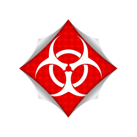 virus icon Stock Photo - 16148163