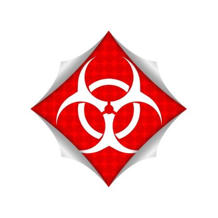 virus icon Stock Photo - 16148163