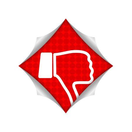 thumb down icon Stock Photo - 16148056