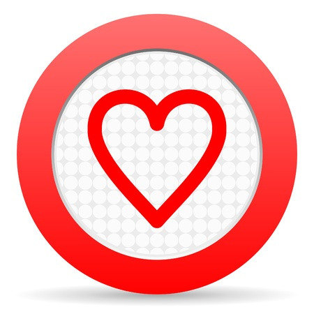 heart icon Stock Photo - 16225474