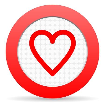 heart icon Stock Photo - 16225474
