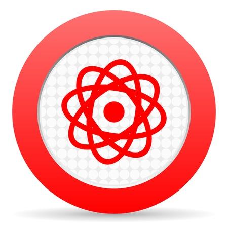 atom icon Stock Photo - 16225720
