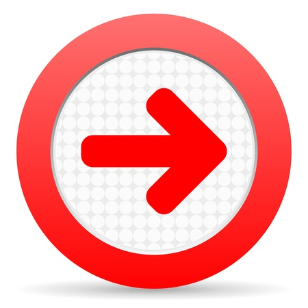 arrow right icon: arrow right icon Stock Photo
