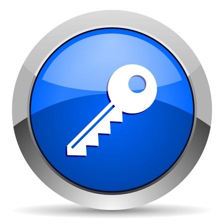key icon Stock Photo - 16225569