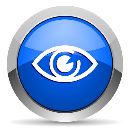 see a doctor: eye icon