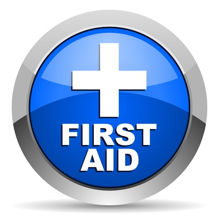 first aid icon Stock Photo - 16225668
