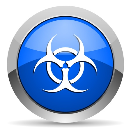 virus icon Stock Photo - 16225814