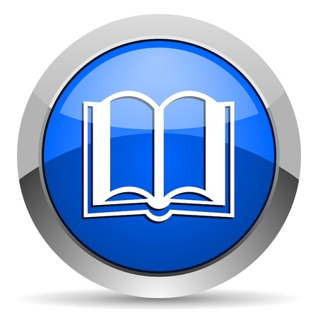 book icon Stock Photo - 16225740